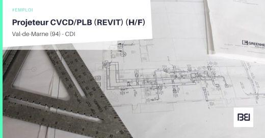 PROJETEUR CVCD/PLB (REVIT)