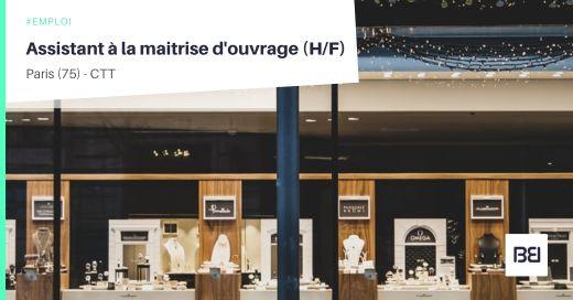 ASSISTANT À LA MAITRISE D'OUVRAGE