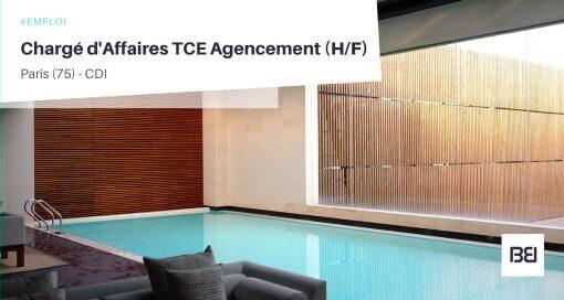 CHARGÉ D'AFFAIRES TCE AGENCEMENT