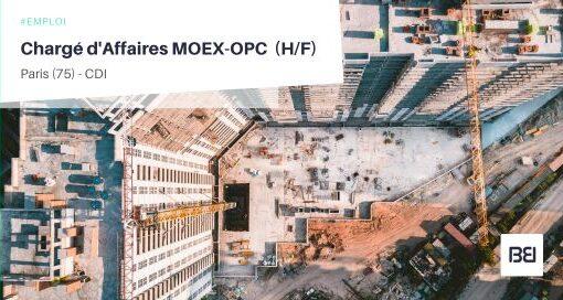 CHARGÉ D'AFFAIRES MOEX-OPC