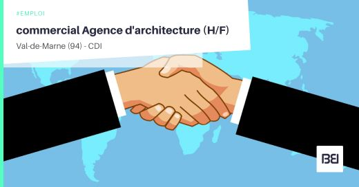COMMERCIAL AGENCE D'ARCHITECTURE