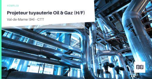 PROJETEUR TUYAUTERIE OIL ET GAZ