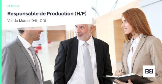 RESPONSABLE DE PRODUCTION
