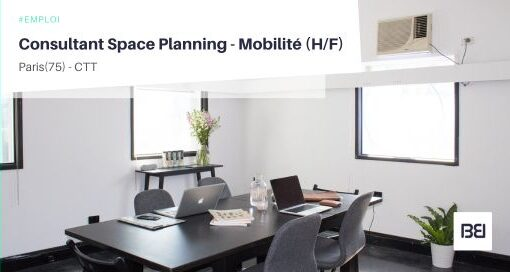 CONSULTANT SPACE PLANNING - MOBILITÉ
