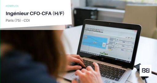 INGÉNIEUR CFO-CFA