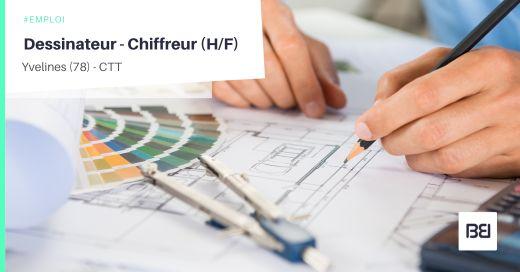DESSINATEUR - CHIFFREUR