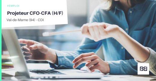 PROJETEUR CFO-CFA