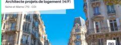 ARCHITECTE PROJETS DE LOGEMENT