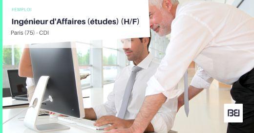 INGÉNIEUR D'AFFAIRES (ÉTUDES)
