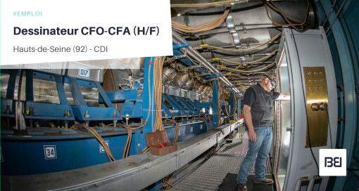 DESSINATEUR CFO-CFA