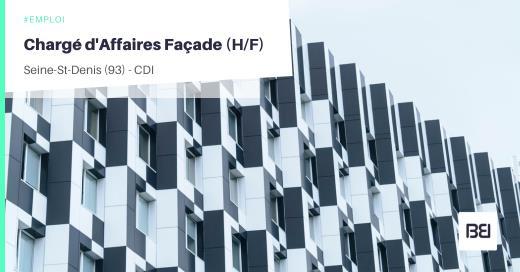 CHARGÉ D'AFFAIRES FAÇADE