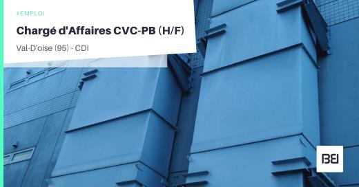 CHARGÉ D'AFFAIRES CVC-PB