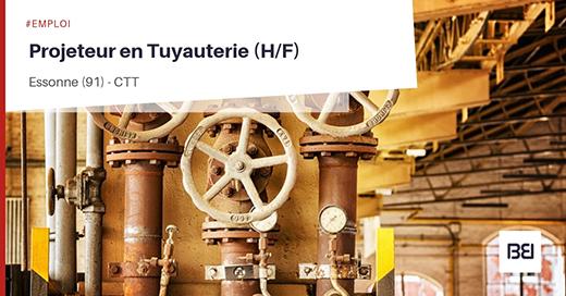 Projeteur en Tuyauterie