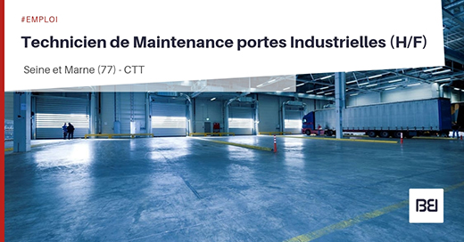 Technicien de Maintenance en portes Industrielles