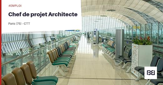 ARCHITECTE- CHEF DE PROJET