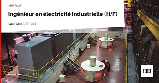 Ingénieur en électricité Industrielle
