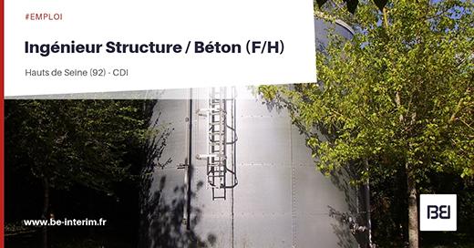 Ingénieur Structure Béton