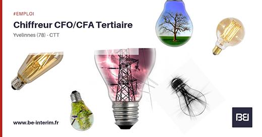 Chiffreur CFO- CFA